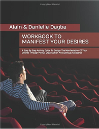 Cover - workbook to manifest your desire