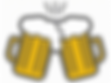 Beer Cheers Emoji Transparent Background