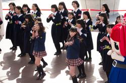 AKB48グループのメンバーとダンスでウォームシェア!