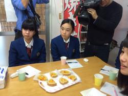 黄金茶屋さん  試食会②_5911