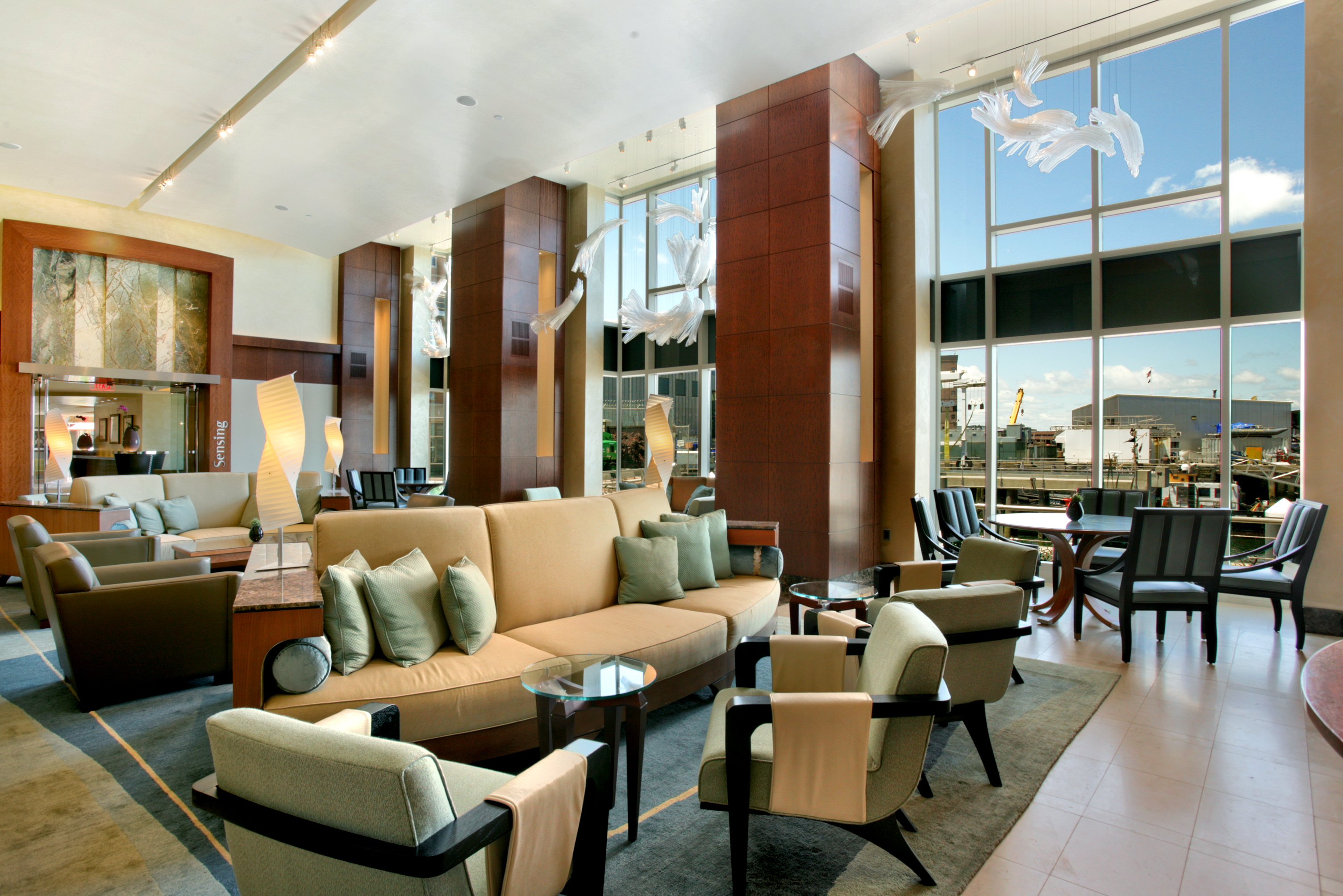 Fairmont Battery Wharf_Lobby_03
