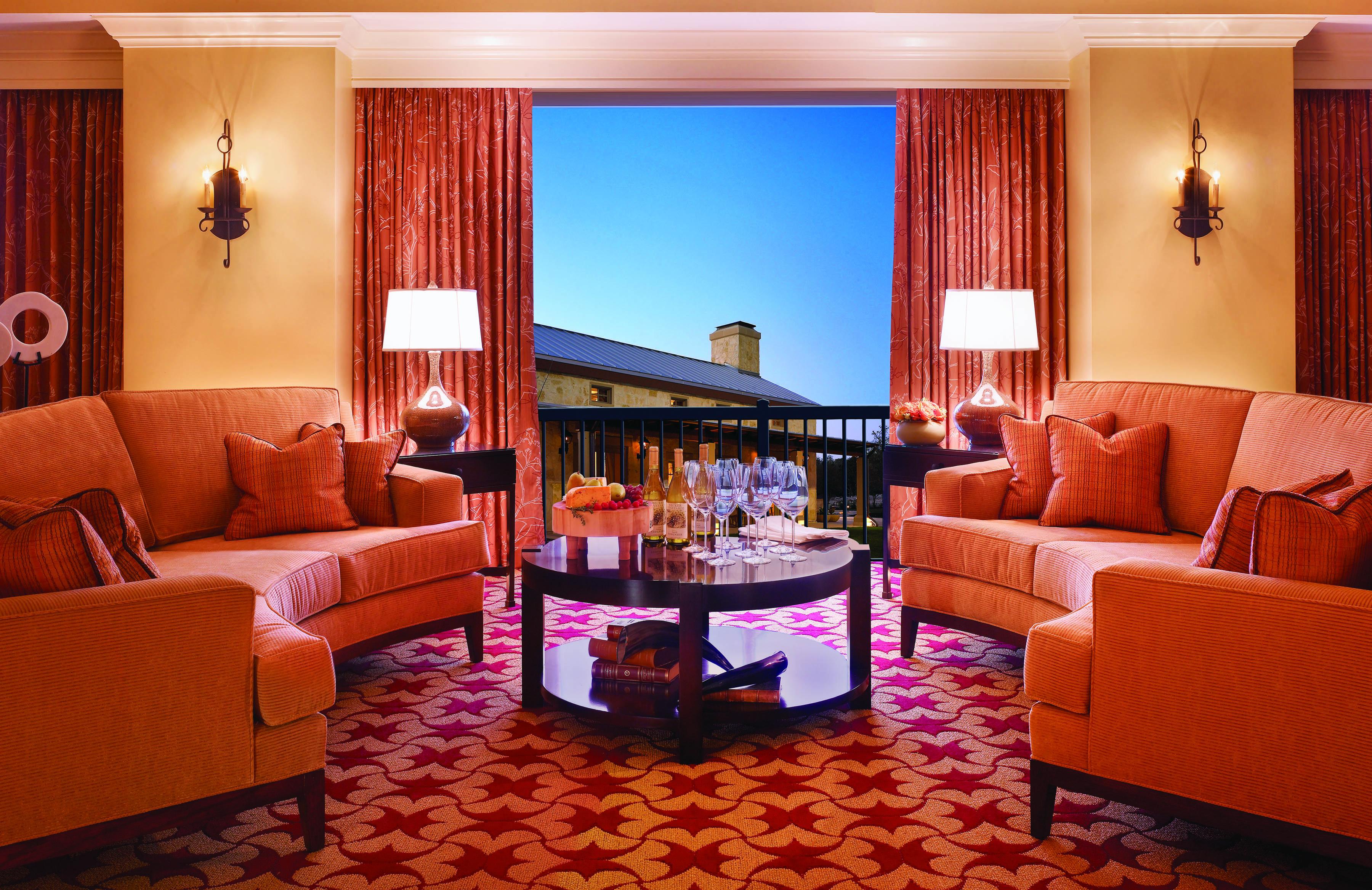 JW Marriott San Antonio_Hospitality Suite