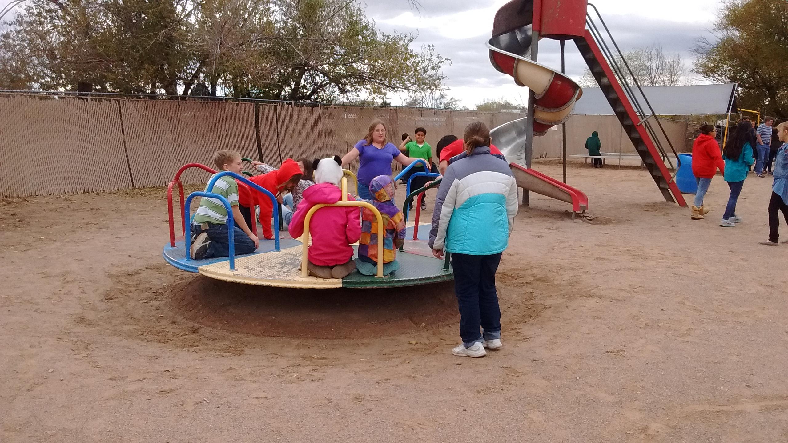 Victory Christian School Playground