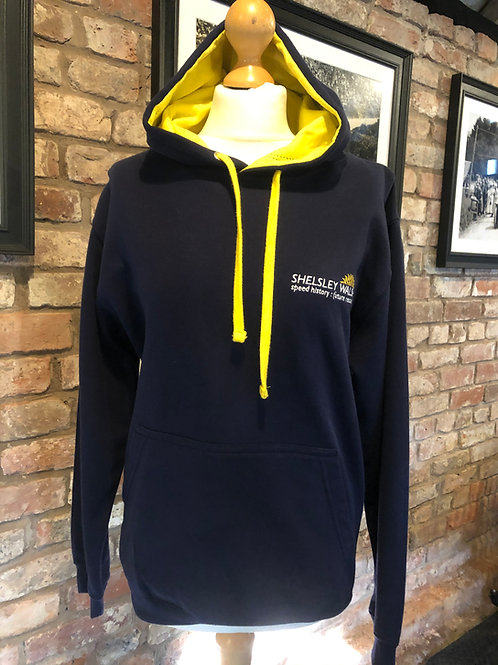 Unisex Hoodie with the Track on the back