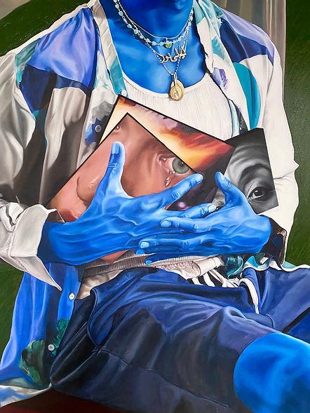 Colbalt mystique, chloë saï breil-dupont