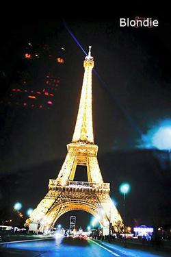 La tour eiffel de Damien