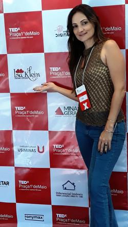 Apoiado o TEDx