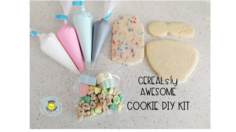 CEREALsly Awesome DIY Kit