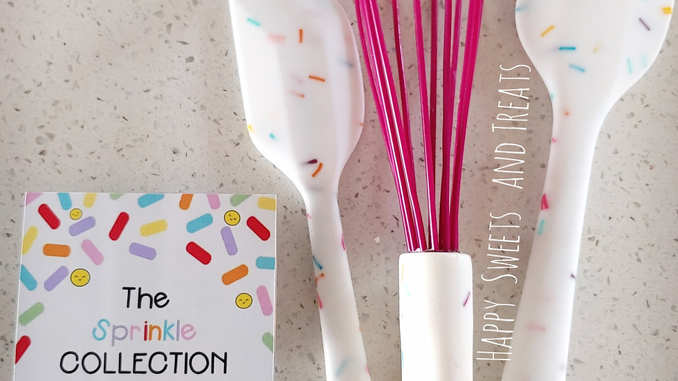 The Sprinkle Collection Set