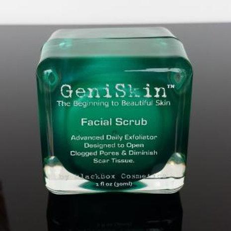 GeniSkin Facial Scrub