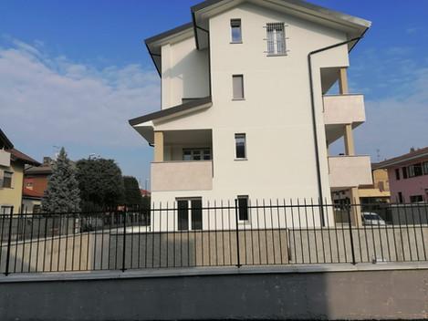 Via Piacenza a Limbiate (MB)