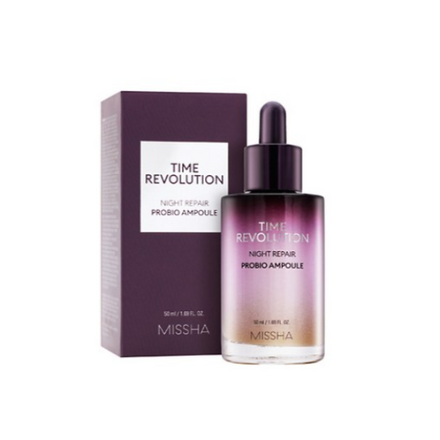 Missha Time Revolution Night Repair Probio Ampoule 50 ml