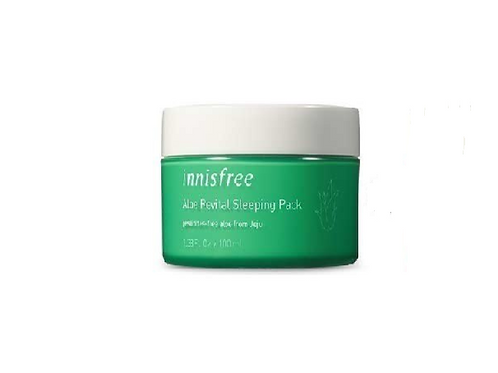 Innisfree Aloe revital sleeping pack 100 ml