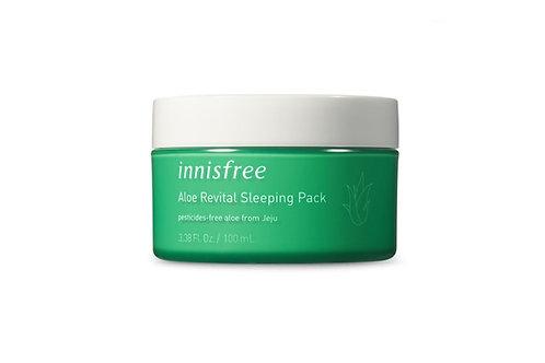 Innisfree Aloe revital sleeping pack 100 ml