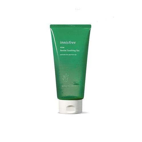 Korean skincare Innisfree Aloe Revital Soothing Gel 300ml