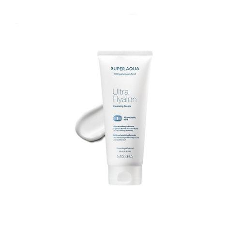 Missha Ultra Hyalron Cleansing Cream 200 ml