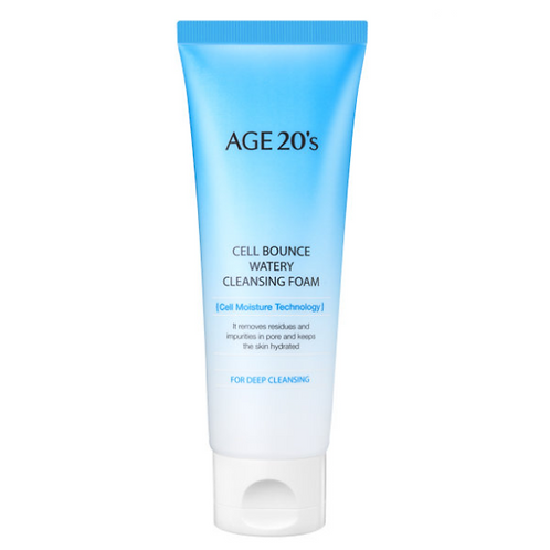 AGE 20's Cell bounce Watery Cleansing Foam 80 ml