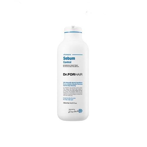 Dr.FORHAIR Sebum Control shampoo 500 ml