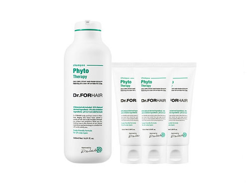 Dr.FORHAIR Phyto Therapy Shampoo 500 ml