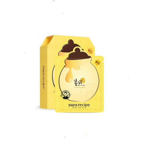 Papareceipe Bombee Honey Mask 5 sheets