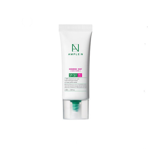 Coreana AMPLE:N Ceramide Shot Sun Care 40 ml