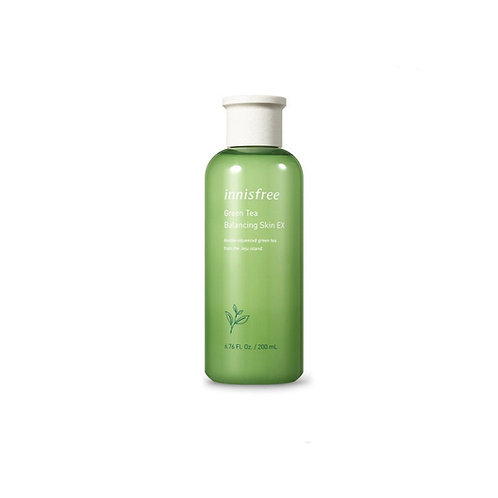 Korean skincare Innisfree Green Tea Skin 200ml
