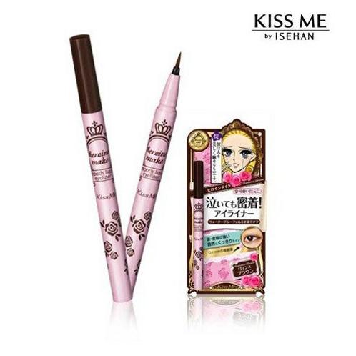 Kiss Me Heroine make smooth liquid eyeliner N 0.4 ml