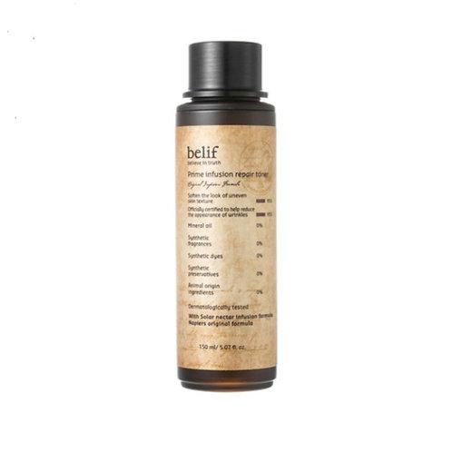 belif Prime infusion repair toner 150 ml