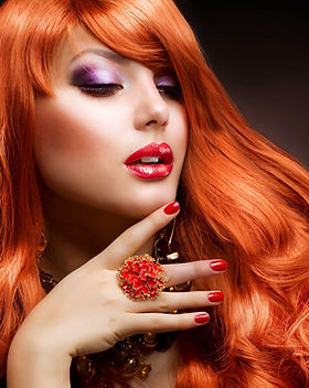 Bague à Part femme Modèle Redhead Close-Up MaGie-D'Or-Bijoux