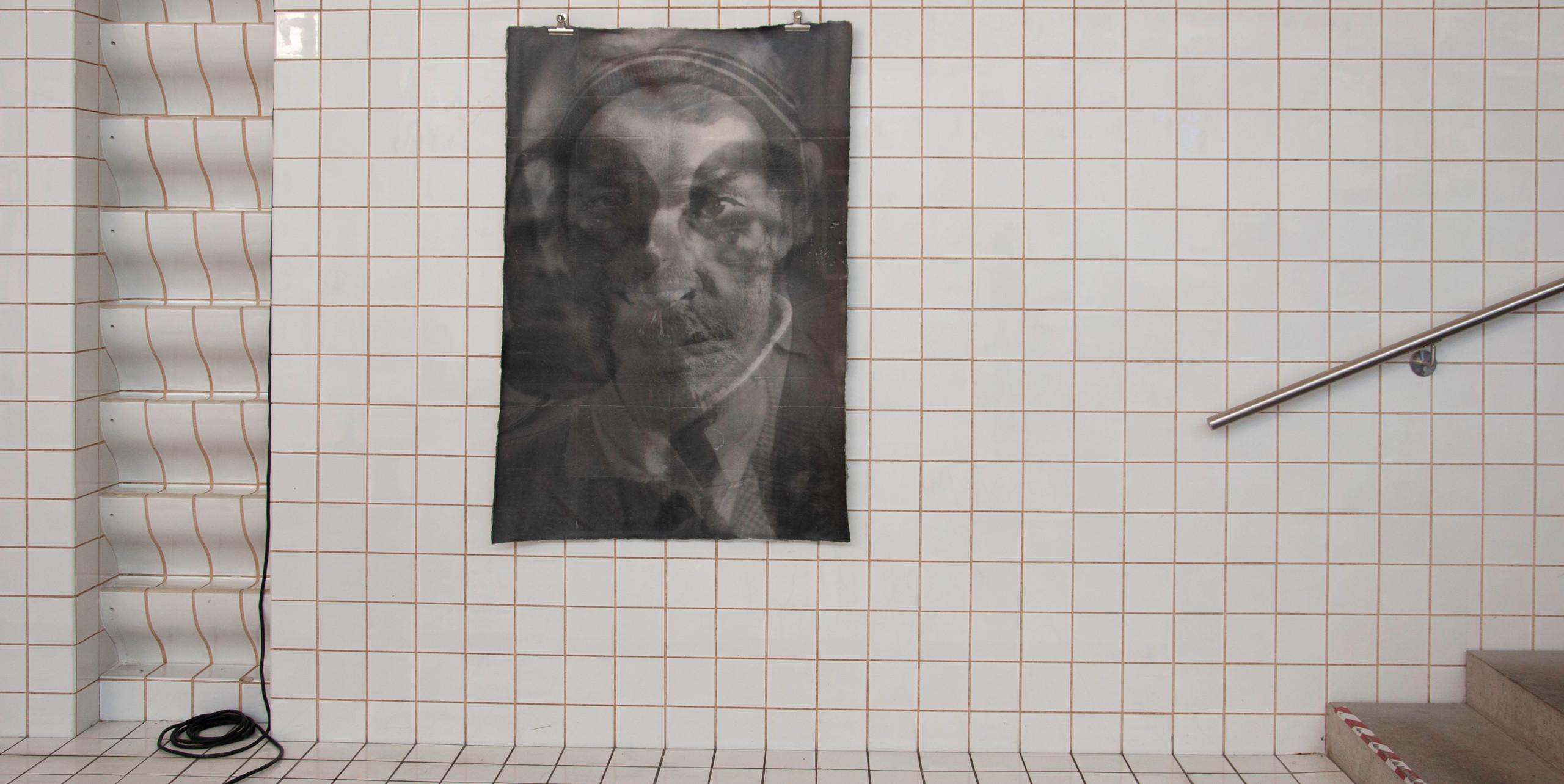 ohne Titel (2019) Ausstellungsansicht Neubad Luzern
