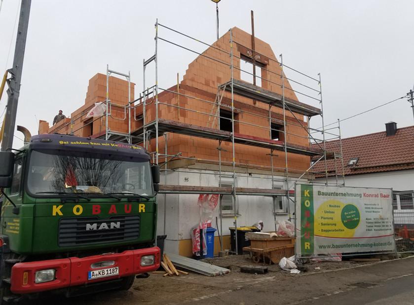 Baustelle Dasing