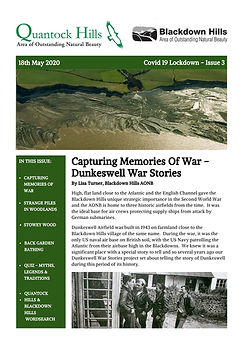 Covid 19 Lockdown Newsletter - Issue 3 (