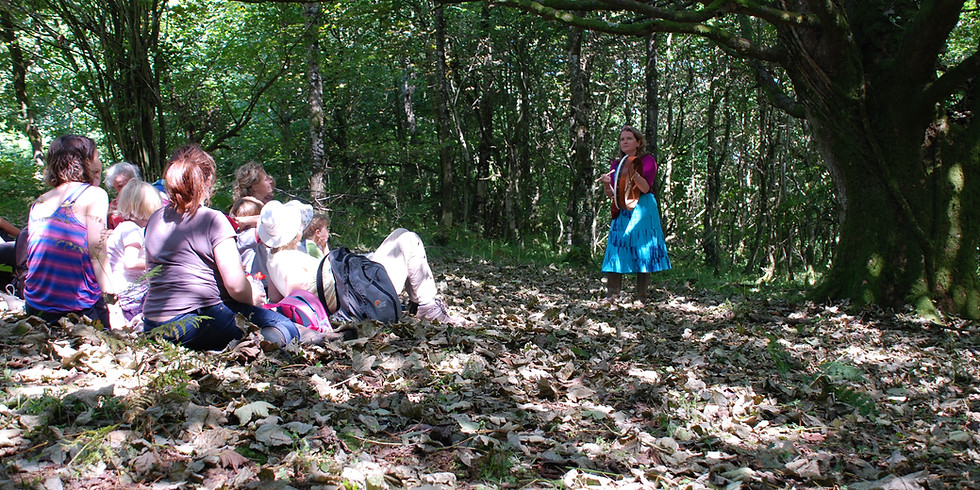 Family Folklore Walk - Future Halsway Project - FULLY BOOKED