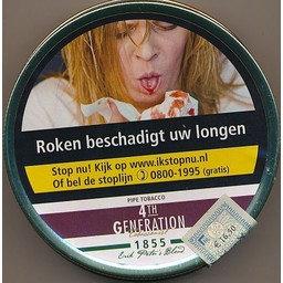 4th Generation 1855 Blik 50 gram