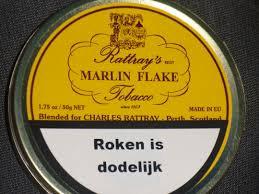 Rattrays Marlin flake tin 50 gr.