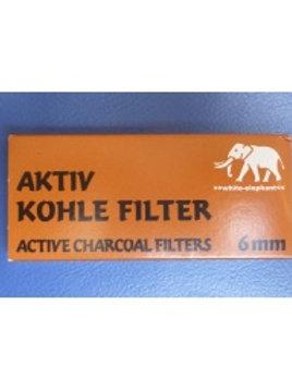 Elephant 6 mm coal filter