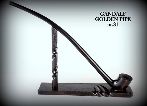 Golden pipe type gandalf 81 zonder standaard