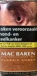Mac Baren Classic Amber Pouch 50 gram