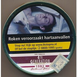 4th Generation 1982 Blik 50 gram