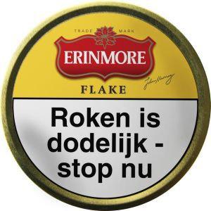 Erinmore Flake blik 50 gram