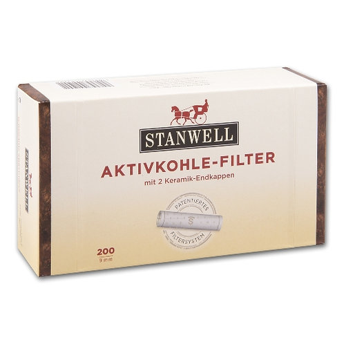 STANWELL filters kool 9 mm 200 St.