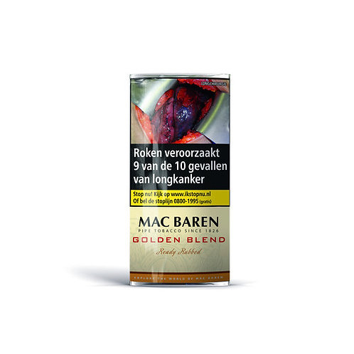 Mac Baren Golden blend Pouch 50 gram