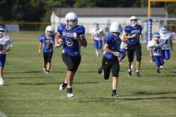 Atheltics - Jr High Football
