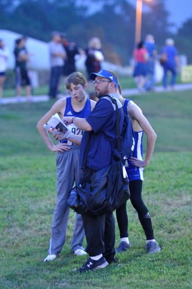 Athletics - Cross Country, Athletics Director