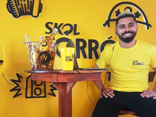 Skol abraça de vez o forró do Norte e Nordeste do país e divulga novidades em apoio ao ritmo