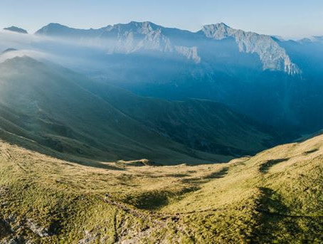 Running lessons from the Dolomiti...