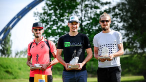 Pale Ultra Trail - Victory!
