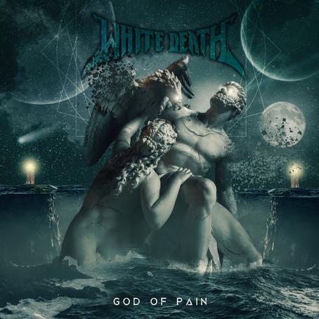 GOD OF PAIN Já está no ar, em todas as plataformas digitais