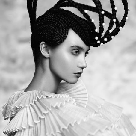2017 Hair Expo NEW CREATIVE FORCE // Cherie Falco