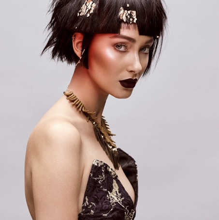 Anmar Sahar // Finalist for Western Australia Hairdresser of the Year 2018